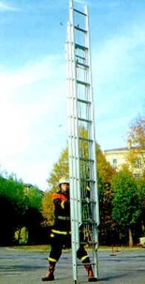 Ручная эвакуационная лестница