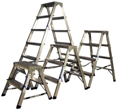 Складные лестницы-стремянки