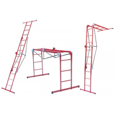 Лестница-трансформер 3х4
