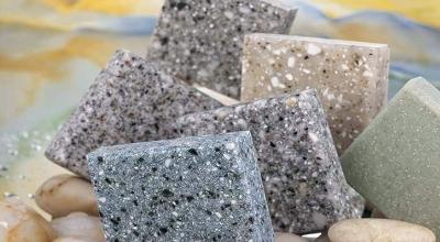 Акриловый камень