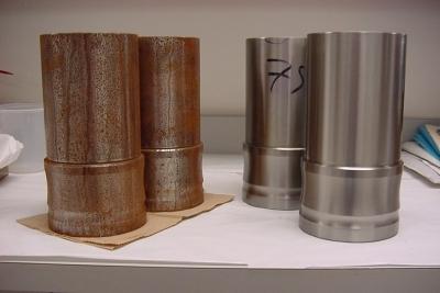 Пример некачественной стали