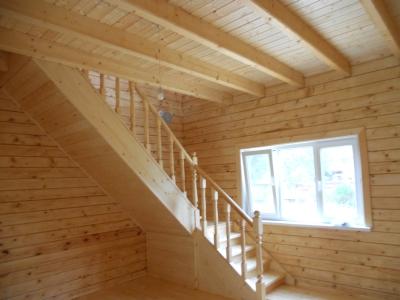 Деревянная конструкция (в готовом виде)