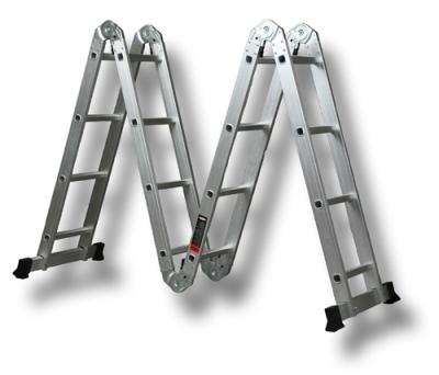 Четырехсекционная лестница