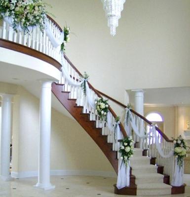 Декорирование свадебного марша