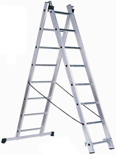 Стандартная лестница-стремянка