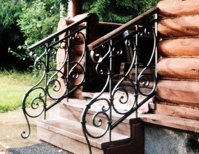 Лестница для крыльца