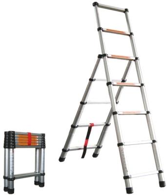 Мобильная лестничная конструкция