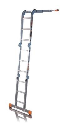 Г-образная форма лестницы трансформера