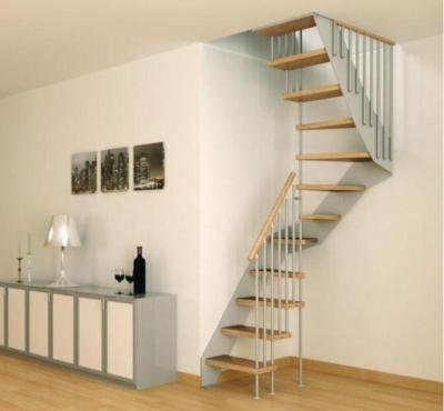 Компактная межэтажная лестница