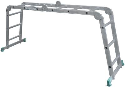 Лестничная установка на шарнирах 4х4