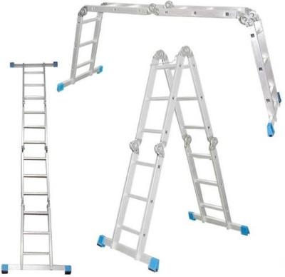 Лестничное сооружение на шарнирах 4х4
