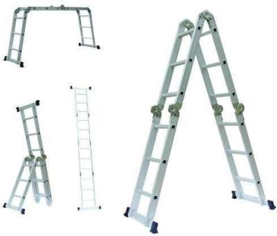 Лестница из 4 секций для профессионального пользования