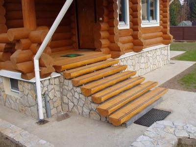 Наружные лестничные сооружения