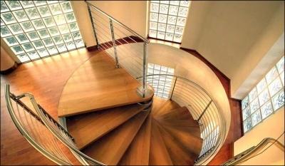 Поручни для лестничного сооружения
