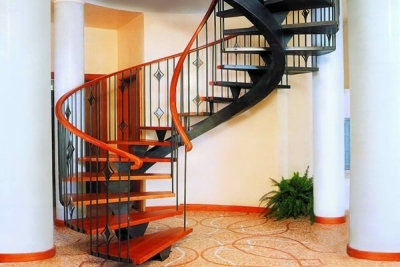 Балясины для лестницы из металла