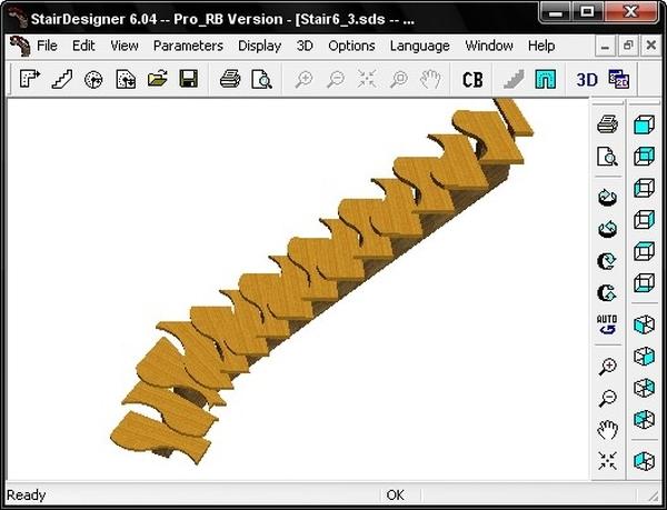 Пример конструкторской программы