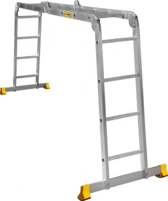 Лестница раскладная Rigger 4х4