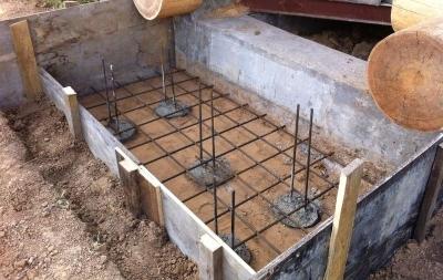 Разработка железобетонных ступеней для жилого сооружения