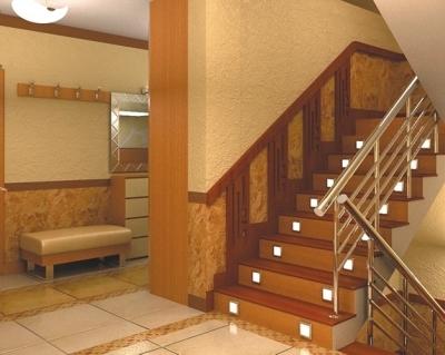 Лампы для установке на лестнице