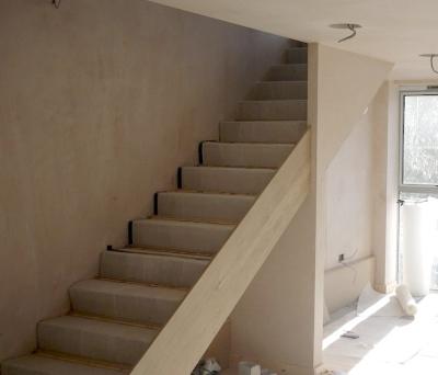 Самодельная лестница в дом