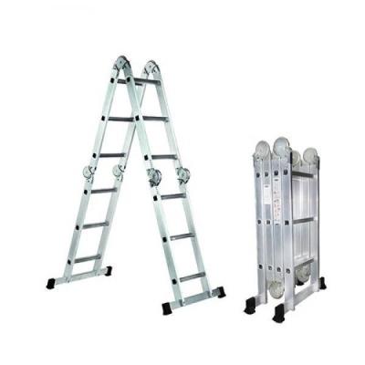 Раскладная лестничная установка Алюмет