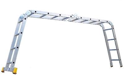 Транспортируемая лестничная установка Алюмет