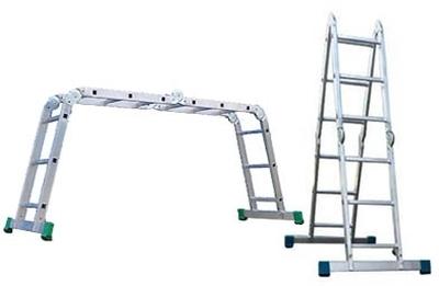 Трансформируемая лестничная конструкция Алюмет