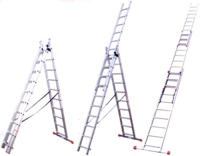 Многофункциональная лестница Алюмет