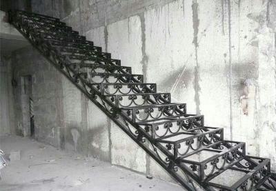 Лестница без перил