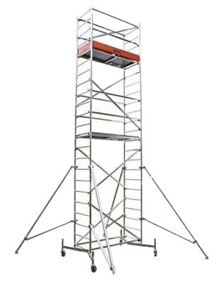 Металлическая лестница от фирмы Краузе