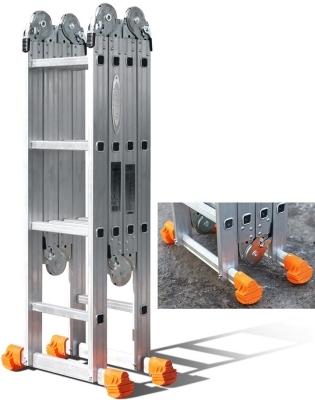 Разборная лестница-трансформер на 4 секции