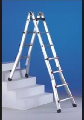 Универсальное лестничное устройство на 4 секции