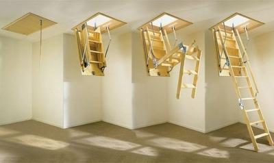 Телескопическая лестница Факро