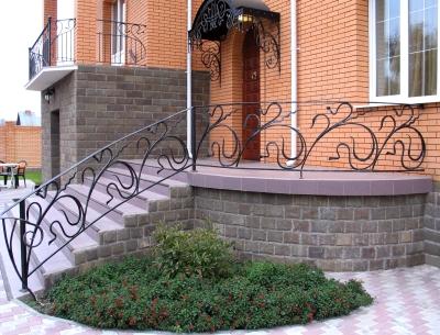 Внешняя лестница
