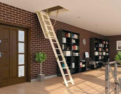 Лестница для приусадебного участка