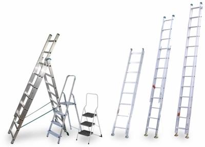 Разнообразие алюминиевых лестниц