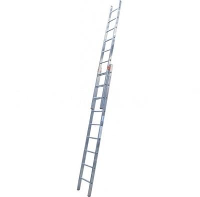 Лестница с двумя секциями