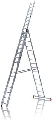 Лестница с тремя секциями