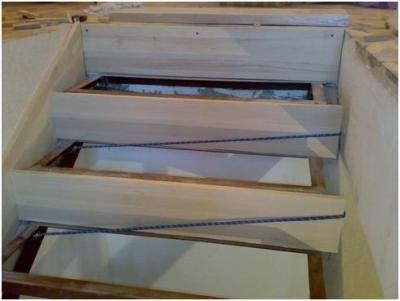 Использование деревянных панелей