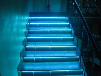 Яркая подсветка для удобных ночных прогулок