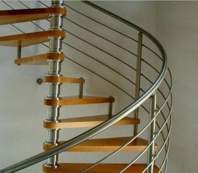 Лестница на столбе