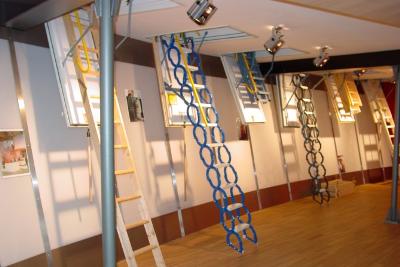 Чердачные лестницы Минка
