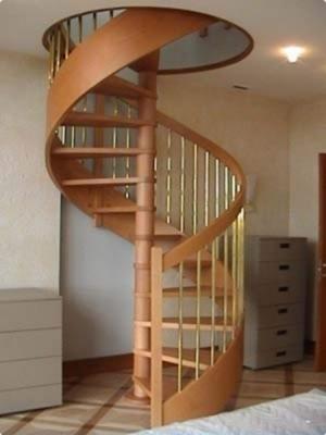 Винтовая конструкция для дома