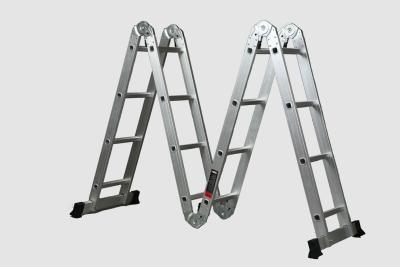 Лестница шарнирная универсальная 4х4 от компании Krause