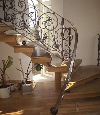 Лестница, как отдельный дизайнерский элемент