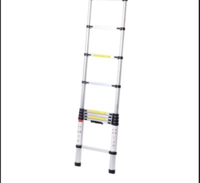 Универсальная лестничная установка на несколько секциий