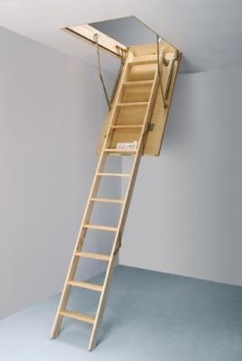 Эконом вариант лестницы