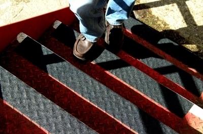 Покрытие ступеней