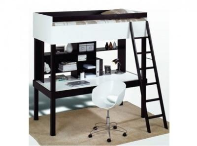 Спальное место в комбинации с рабочим столом