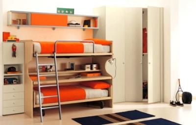 Металлические ступени для кровати